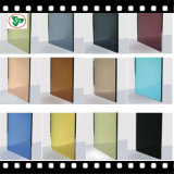 3/4/5/6mm Colored Glass Mirror for Bathroom or Wall/Cabinet/Furniture