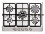 Built in Stainless Steel Gas Stove Gas Hob (Jzs65001A)