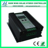24V 500W Wind Solar Cell Panel Hybrid Charge Controller (QW-500JN)