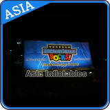 Attracting Inflatable Billboard for Advertisement, Inflatable Light Billboard for Events