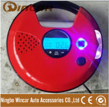 Automatic Digital Display Air Compressor Tyre Pump with Light (W1007)