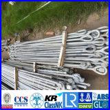 Knob-Swivel Vertical Lashing Rod