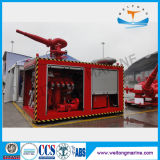 Marine External Fire Fighting System / Fifi System with BV Certificate