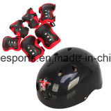 Cheap Durable Helmet and Protect Set (7 PCS/set) for Promotional Gift