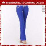 Wholesale Cheap Casual Workout Clothing Yoga Pants Blue (ELTLI-98)