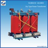 Chinese Manufacture Scb Series Resin Cast Dry Type Power Distribution Transformer.