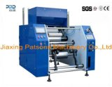 High Production 5 Shaft Fully Automatic Cling Wrap Winder Machinery