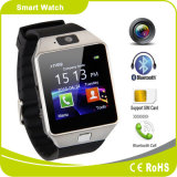 Factory Android for iPhone Bluetooth Pedometer Sync Call SMS Bluetooth Smart Watch