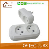 Europe Germany Electrical Wall Socket Outlet