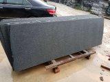 Wholesale Changtai Black Sesame Black Basalt 654 Padang Dark Granite