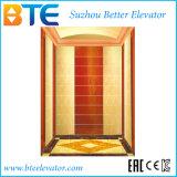 High-Class Vvvf Traction Gearless Passenger Elevator