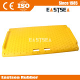 Steel Retainer HDPE Plastic Trench Safety Cover