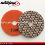 Bestop 4 Inch Marble Diamond Polishing Pads