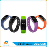 Sport Pedometer Heart Reate Wrist Watch