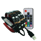 DC5V USB LED Strip TV Background Lighting IP20 / IP65 Waterproof