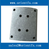 Large Production Capacity Competitive Price Non Asbestos Brake Lining Material