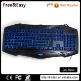 QA ABS Professional Wired Gaming Keyboard