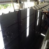 Natural Polished Nero Marquina Black Marble Cut-to-Size Tiles
