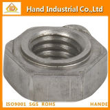 Ss304/316 Hexagon Weld Nut DIN929