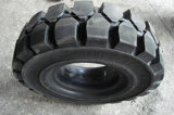 High Quality Solid Tires Pneumatic Shaped Solid Tires Tyre 27*10-12 L-Guard