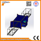 Electric Powder Coating Curing Oven Horno De Curado