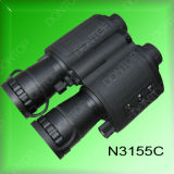 Waterproof Night Scout Both Military and Civilian Use, Night Vision Binocular Lastest Modelr, High Power Night Vision Goggles (N3155C)