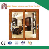 Aluminum Accordion Door, 2 Panel Sliding Doors, Aluminum Patio Door