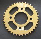Motorcycle Sprocket-Transmission Power
