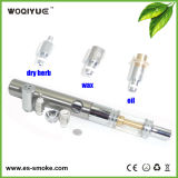 Innovative Products 3-in-1 Glass Vaporizer Electronic Cigarette for Wax & Dry Herb