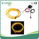 1m Flexible Neon EL Car Light Wire with Convertor