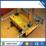 Electric Wall Plastering Rendering Robot Machine