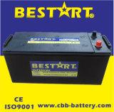 Popular 24V 150ah Big Size Car Battery Trailer Battery N150-Mf