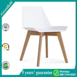 White Plastic Dining Chairs