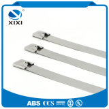 Alpha Loc Stainless Steel Roller Lock Cable Tie Ss304