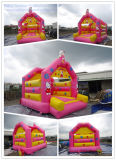 Inflatable Bouncy Castle with Hello Kitty