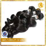 6A Grade Brazilian Unprocessed Loose Wave Weft 100% Virgin Remy Human Hair Extension