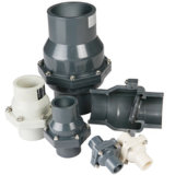 PVC Swing Check Valve (Dual Use in Vertical or in Horizontal)