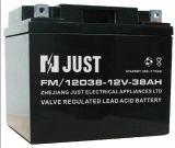 Solar Battery, VRLA Battery, Deep Cycle Battery 12V 38ah