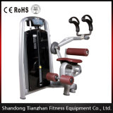 Ce Approved Fitness Equipment/Shandong Tianzhan Pin Loaded Gym Machines/Wholesale Professional Total Abdominal