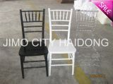 Wood and Resin Chiavari Chair