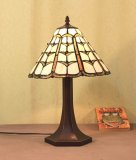 Art Tiffany Table Lamp 756