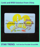 Club Card with Inkjet Print PVC and Signature