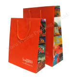 Kraft Paper Bag, Paper Bag, Shopping Bag (WY-2008)