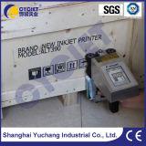 Cycjet Alt382 Manual Batch Inkjet Coding Machine Printing Logo on Wood