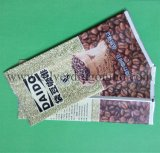 Coffee Bag with Valve for Coffee Bean Packaging