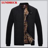 Black Jacket for Men Leisure Clothing
