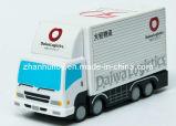 Plastic Custom Logistics Truck Toy Car (ZH-PTC004)