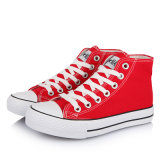 2014 Men and Womens Fashion Casual Canvas Shoes (BF-C238)