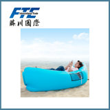 Inflatable Beach Lazy Hangout Sleeping Air Bag with Pocket