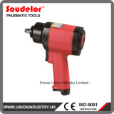 "Composite Lightweight 3/8"" (1/2"") Pneumatic Impact Wrench Ui-1301A"